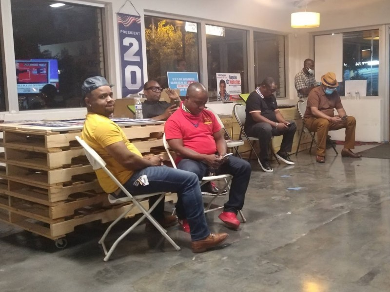 haitians wait for election results