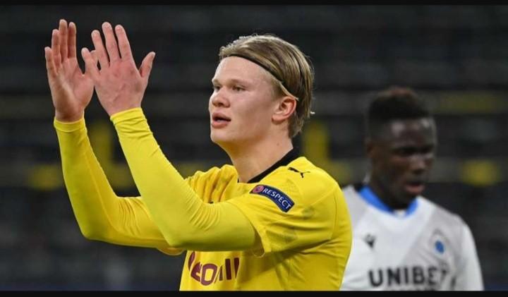 Dortmund star Haaland suffers torn hamstring in major injury blow to Bundesliga outfit