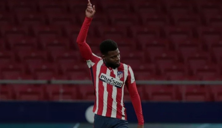 The Thomas Lemar comeback is real