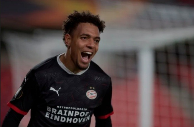 Borussia Dortmund considering Donyell Malen as potential Jadon Sancho replacement