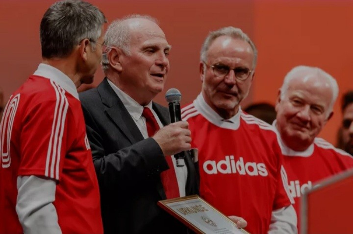 Bayern Munich's finances remain on solid footing
