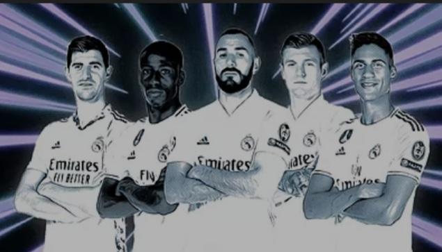 Real Madrid – La Liga: The heroes behind Real Madrid's great run