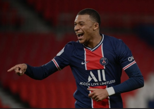 Mbappe Finished Only Behind Haaland in a Key Goals Stat This Year