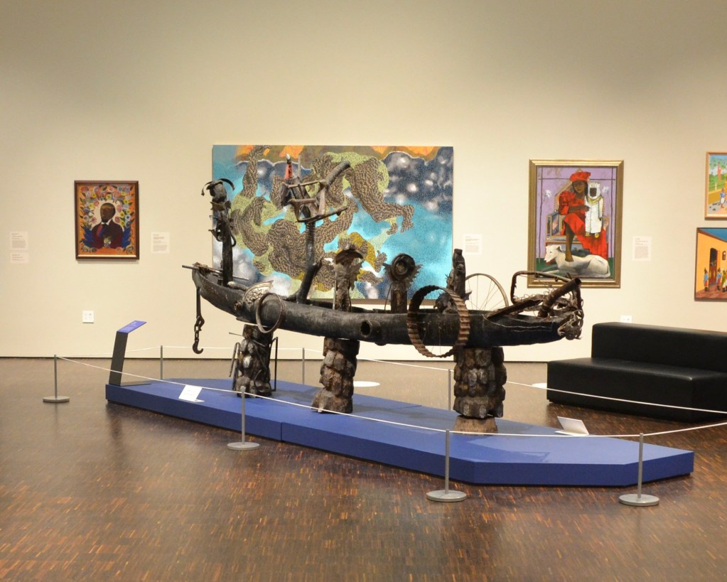 Three Midwestern Venues Offer Haitian Art Exhibitions