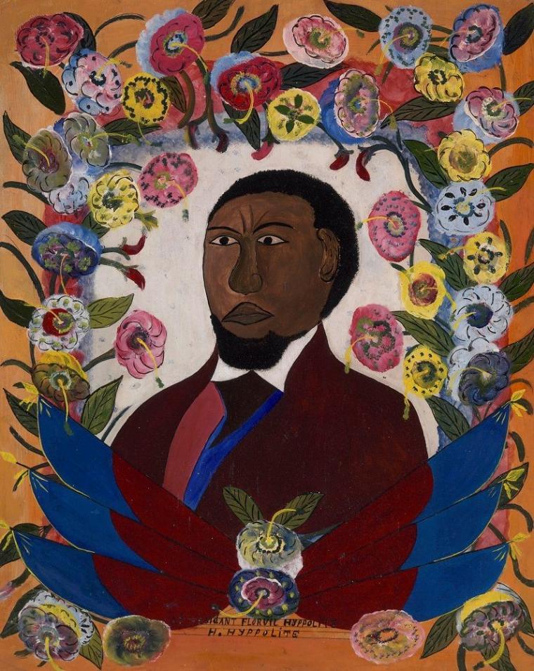 Haitian art Hector Hyppolite