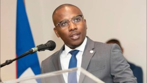 Joseph is named interim PM for third time