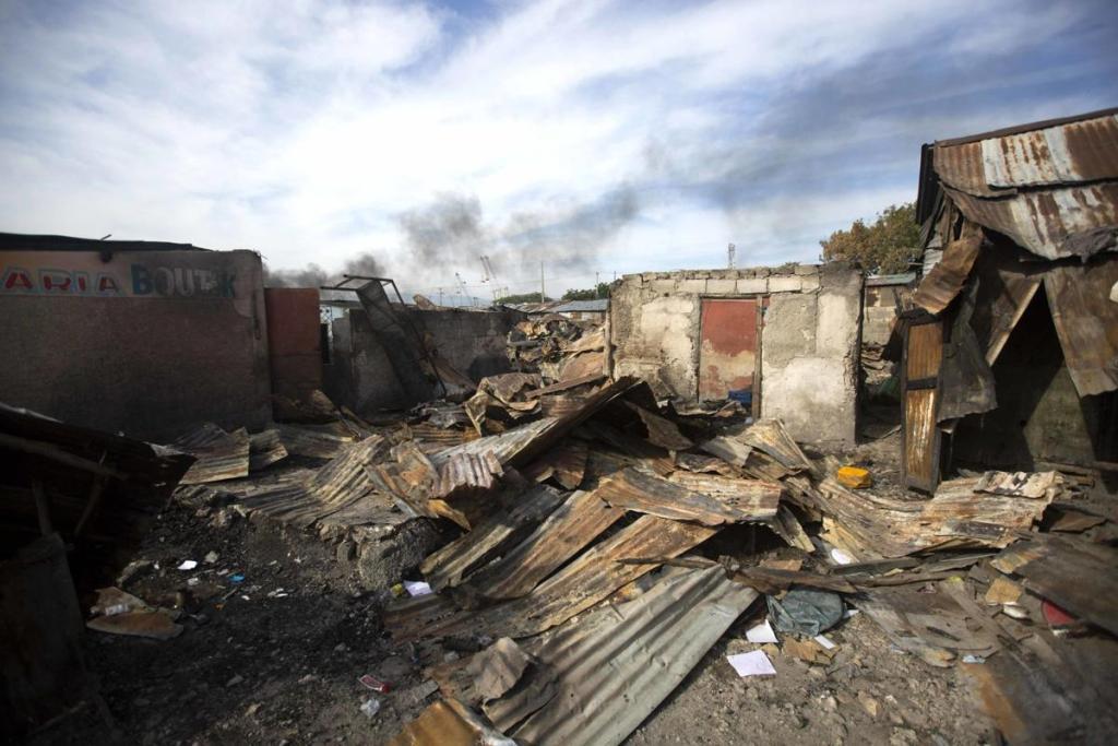 US: Cherizier, two ex-government officials sanctioned for plotting La Saline massacre