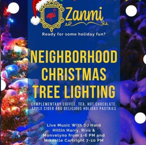 Tree lighting by Haitian restaurant rounds out list of Brooklyn holiday events