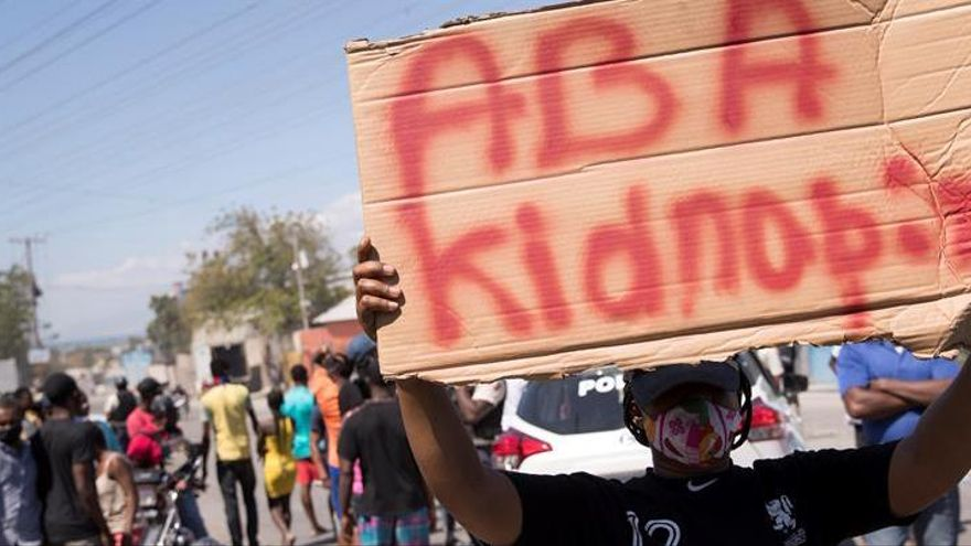 Haiti kidnappings double last year's numbers, researchers say