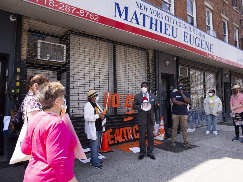 mathieu eugene haitian times