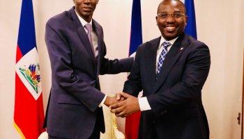 jovenel moise haitian president