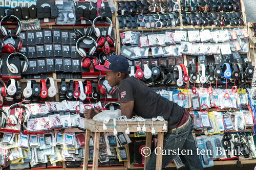 haiti telecommunication, cell phone