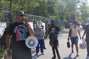 Desegregating the dead: Activists demand African burial site memorial next to Erasmus