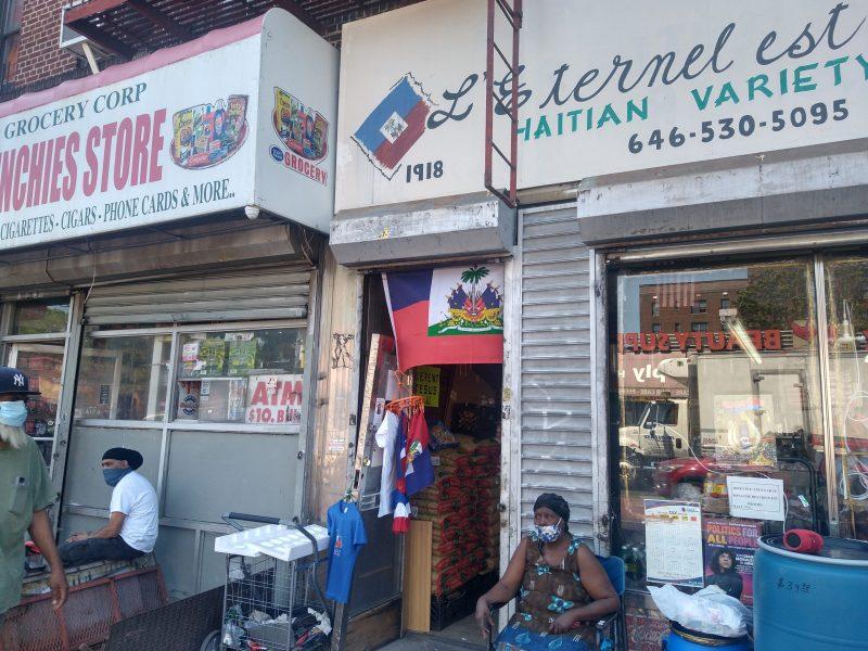 haitian variety store