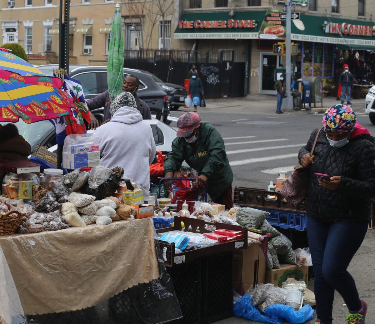 little haiti vendors