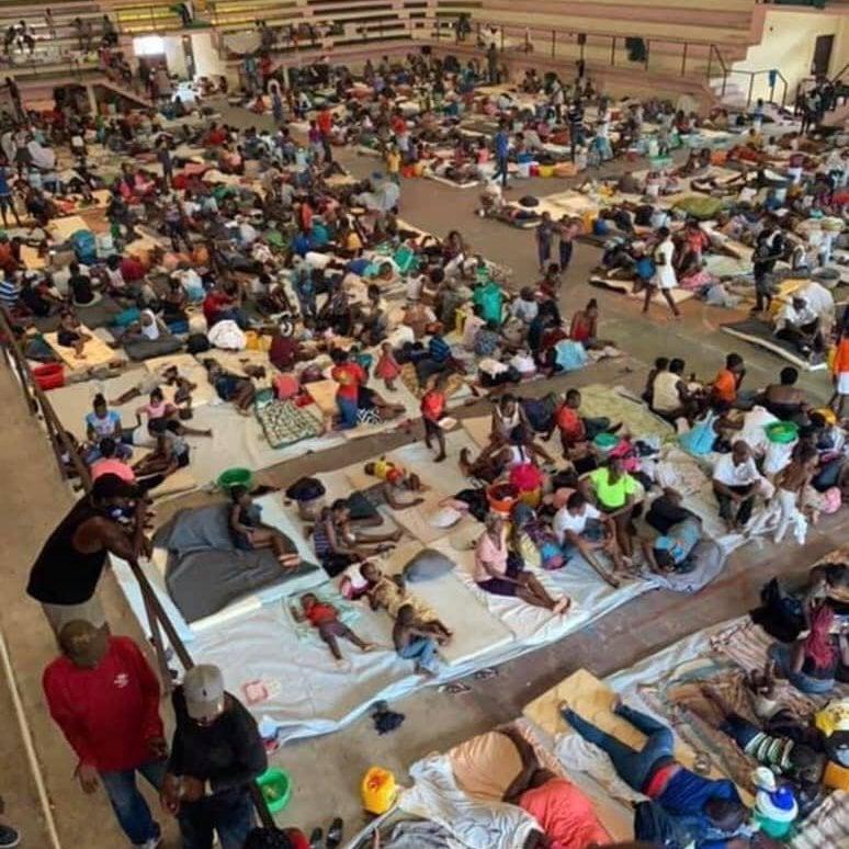 displaced martissant haiti