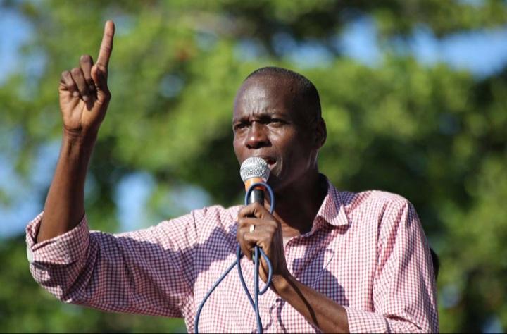 Haiti president, Jovenel Moise, assassination