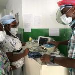 Haiti Health Network, Haitian Nurses, Health Tech, Trainer