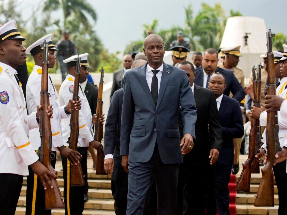 haiti assassination, Jovenel Moise, haiti news