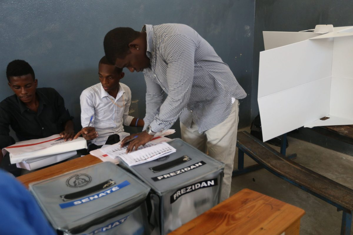 elections haiti