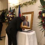 haiti funeral