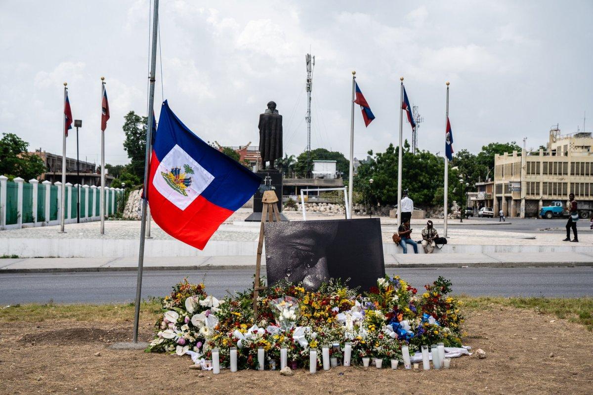 moise memorial haiti