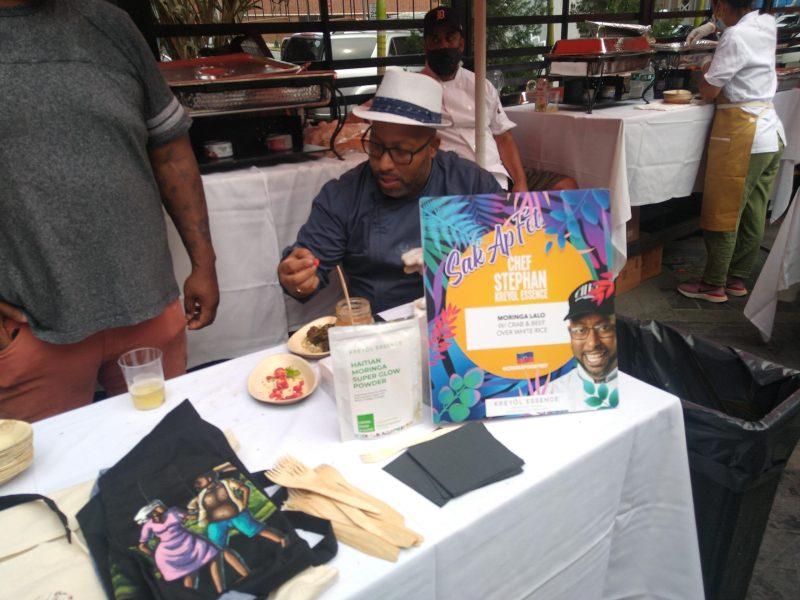 stephan durand haitian chef