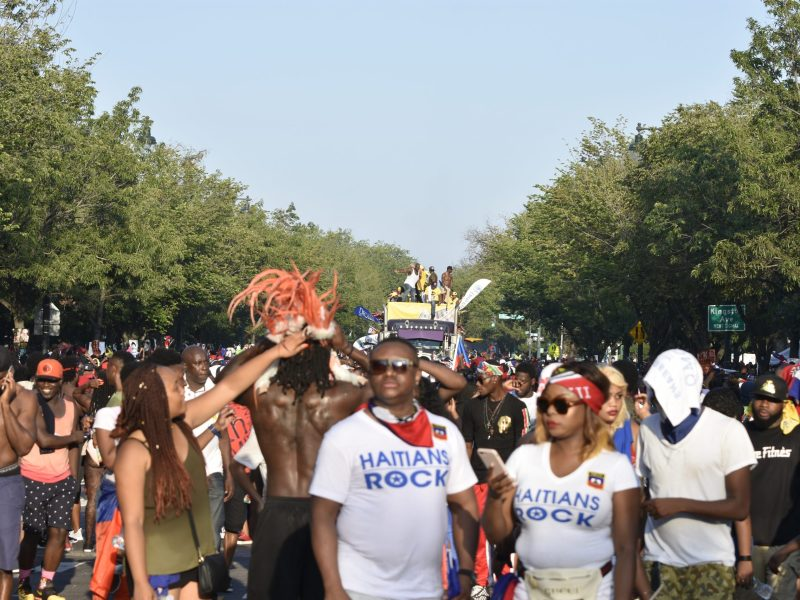 haitians labor day carnival