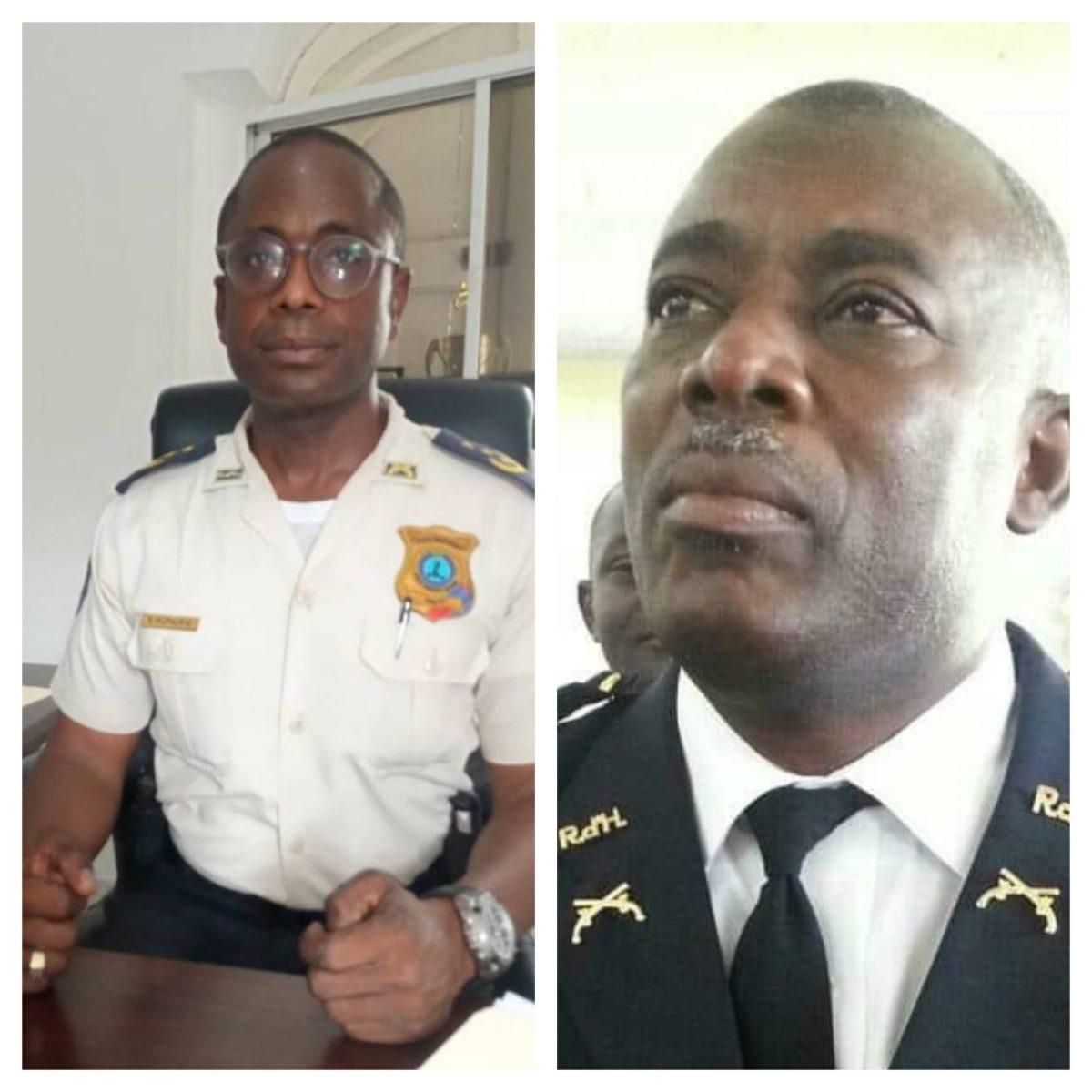 haiti police directors