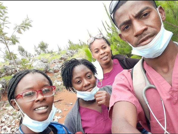 Jacky Joseph, haiti, health in the mountain