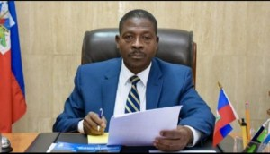 Haiti's Minister of Justice demands more security for prosecutor