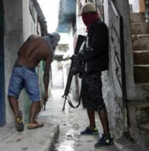 Armed gang kidnaps hostage officer, businessman in separate incidents