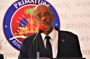 Charges against PM Henry, now banned from leaving Haiti, requested in Moïse murder