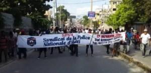 Haïti - Crise : Le SPNH et le haut commandement de la PNH se parlent 2