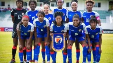 Photo de Haïti – Sport : Éliminatoires Coupe du Monde Féminine U20: en mode « goudougoudou », les Grenadières survolent la phase de groupe