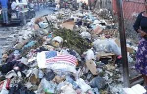 Haïti-Insalubrité: Port-au-Prince, la République des ordures 1