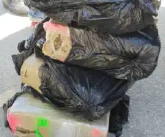 Haïti - Stupéfiants  : 111,8 kg de cannabis saisis par des agents douaniers à Belladère 1