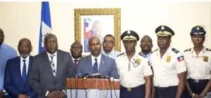"""Haïti -Insécurité: """"La PNH sera très présente sur le terrain"""" annonce Jean Michel Lapin 1"""