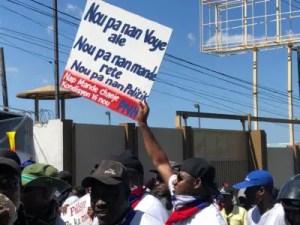 Haïti - Crise : Le SPNH appelle les policiers protestataires à se replier 2