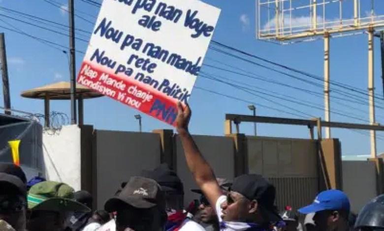 Haïti / Protestation / PNH : L'OPC s'invite en médiateur 1