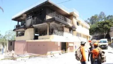 Photo de Haïti -Drame : Incendie à l'Orphelinat de Fermathe: La convocation renvoyée sine die