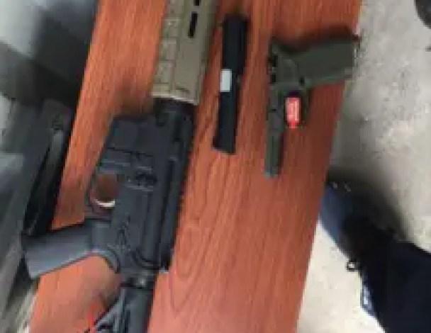 Haïti-AGD: Saisie d'armes et de munitions au Cap-Haïtien, 4 personnes interpellées 1