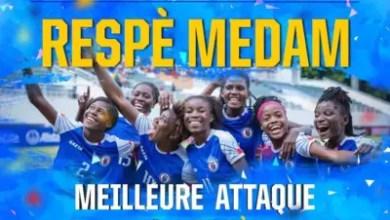 Photo de Haïti – Sport : Éliminatoires Coupe du Monde féminine U20: Haïti est en 1/2 finales