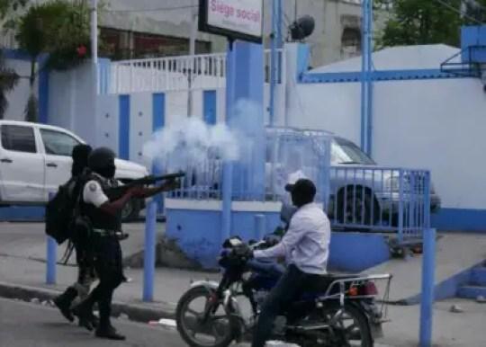 Haïti -PNH : «Fèmen Biwo Leta », une nouvelle stratégie dans la lutte des policiers 2