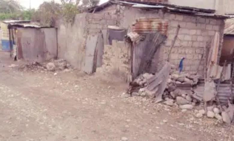 Haïti -Social : Raquette, un quartier jeté aux oubliettes! 1
