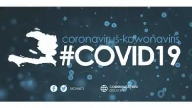 Photo de Covid-19:  la barre des 600 cas positifs bientôt franchie en Haïti