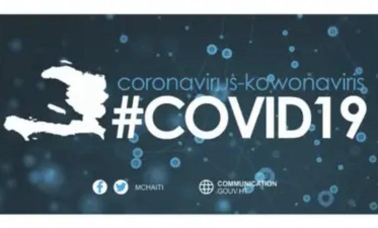 Covid-19:  la barre des 600 cas positifs bientôt franchie en Haïti 1
