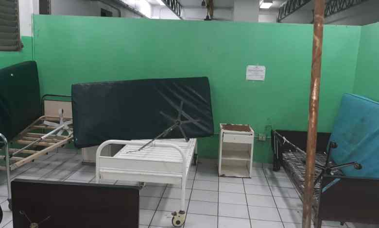 Haïti-Coronavirus: 12 médecins testés positifs, des hôpitaux publics ferment leurs portes 1