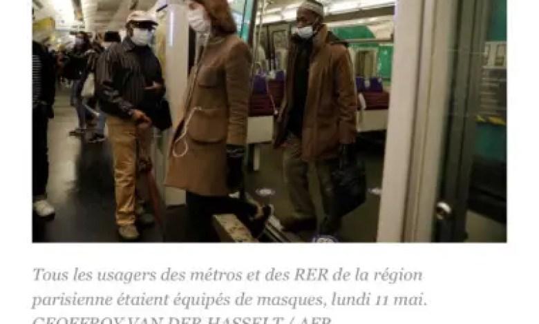 Premier jour de déconfinement en France : entre joie de reprendre les rues et peur d'une nouvelle vague 1