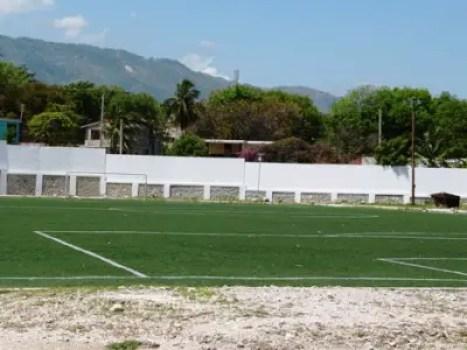 Construction de 25 stades : sans aucunes données, Olivier Martelly se défend 1